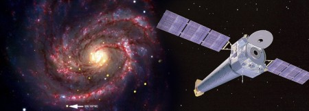 NASA: ecco il buco nero trentenne
