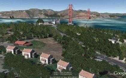 Google Earth 6: elementi 3D e immagini storiche