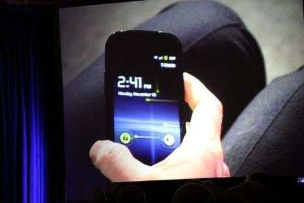 Google Nexus S è svelato, presto arriverà con Android Gingerbread