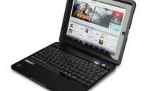 iPad: custodia stilosa con tastiera che lo trasforma in notebook