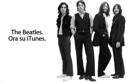 iTunes: i Beatles finalmente sullo store, l'accordo tra le Apple