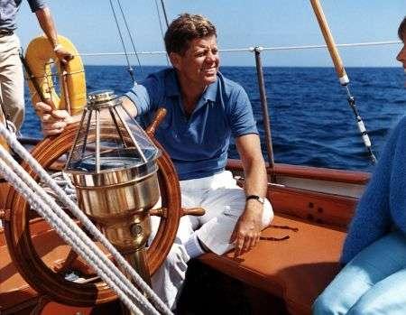 Digitalizzato l'archivio fotografico di John F. Kennedy