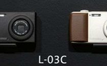 LG e la fotocamera che telefona
