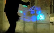 Nokia e il touchscreen di ghiaccio: il video dellesperimento darte hi tech