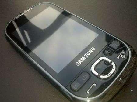 Samsung Corby Android (i5500) la nostra prova e recensione