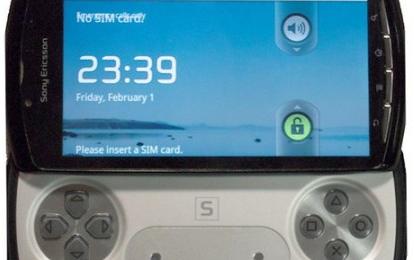 Sony Ericsson Xperia PlayStation al MWC 2011