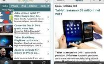 Tecnocino su iPhone: ecco lapp ufficiale del portale hitech