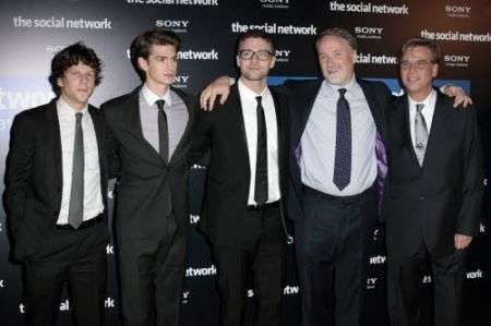 The Social Network in Italia: Facebook da Internet al cinema