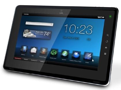 toshiba folio android tablet