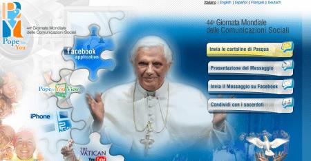 Il Vaticano sbarca sul Digitale Terrestre e rinnova il portale Internet