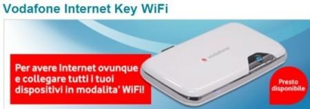 Incentivi statali: Vodafone Internet Key a 1 euro