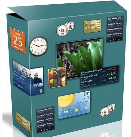 Windows Gadget: classifica dei più divertenti da scaricare