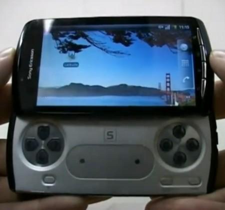 Sony Ericsson Zeus Z1 (PSP Phone) in arrivo a Marzo?