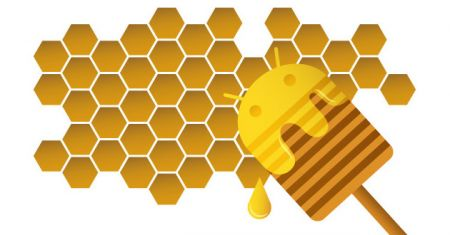 Android 3.0 HoneyComb a Marzo 2011
