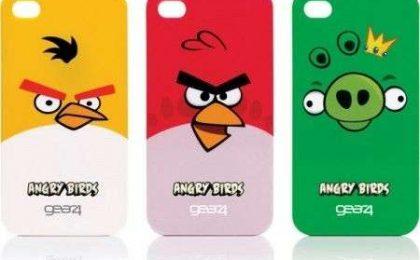 Custodie iPhone dedicate a Angry Birds!