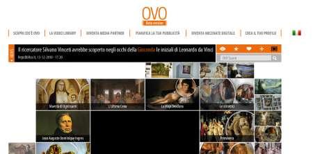Ovo: enciclopedia online gratuita in video