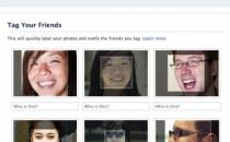 Facebook: riconoscimento facciale partecipativo, tagga gli amici!