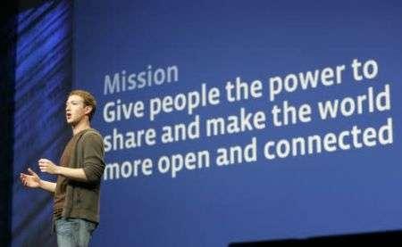 Facebook vale $50 miliardi, ne era costato 18mila aprirlo!