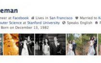 Facebook: col nuovo profilo Zuckerberg ottiene ancora più info per usi commerciali