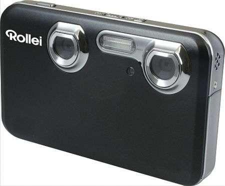 Fotocamera 3D Rollei Power Flex: economica e pratica