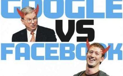 Facebook davanti a Google nella classifica USA dei siti più visti