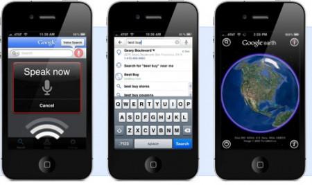 iPhone e Google: tutte le migliori applicazioni