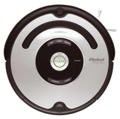 iRobot Roomba: i robot aspirapolvere più amati. By Nital.