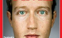 Facebook: Zuckerberg uomo dellanno Time 2010, ma online vince Assange