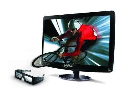 Monitor 3D Acer: massima qualità a un prezzo stuzzicante