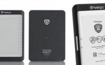 eBook reader Pretigio Libretto con Linux: qualità e basso costo