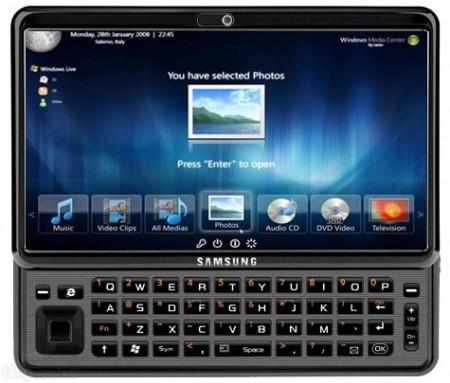 Tablet Samsung Gloria: un Galaxy Tab con tastiera QWERTY e Windows 7