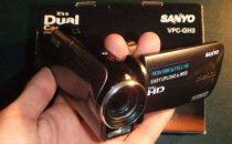 Sanyo Xacti GH3: la nostra recensione della videocamera mignon
