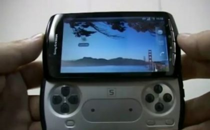 Sony Ericsson Xperia Play: il nome ufficiale del Playstation Phone