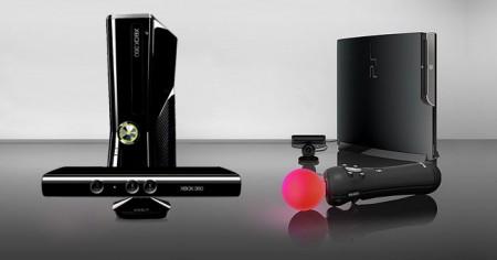 Xbox 360+Kinect cinque volte più venduto del bundle Ps3+Move