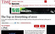 Top 10 Gadget Tecnologici per il Time, troppo Apple-centrica?