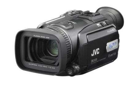 Videocamere JVC con LSI: 3D e ultra definizione per le masse