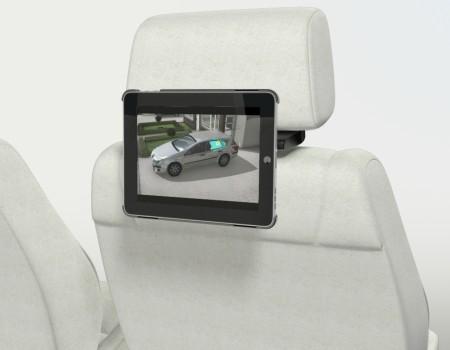 Accessori iPad: con Vogel's fissa il tablet ovunque, anche in auto