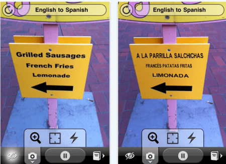 Word Lens per iPhone: traduce istantaneamenti in realtà aumentata