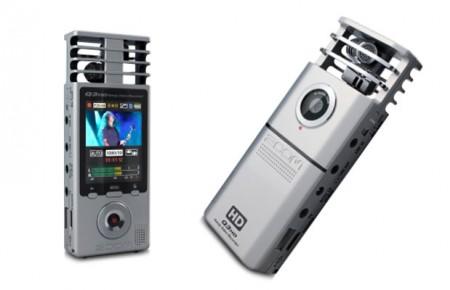 Videocamera Zoom Q3HD: Full HD e doppio microfono