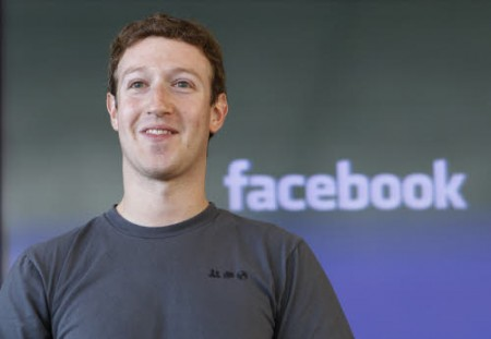 Mr. Facebook Mark Zuckerberg promette metà del patrimonio in beneficenza