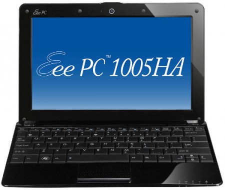 ASUS Eee PC 1005HA Linux