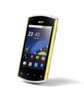 Acer Liquidmini: l'Android colorato e giovane