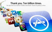 Apple App Store raggiunge i 10 miliardi di download