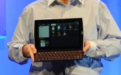 Asus Eee Pad Slider: tablet Android sottilissimo con QWERTY