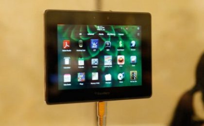 BlackBerry 4G PlayBook: il tablet velocissimo per Sprint