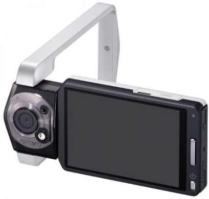 CES 2011: la fotocamera Casio Exilim TRYX è la più originale