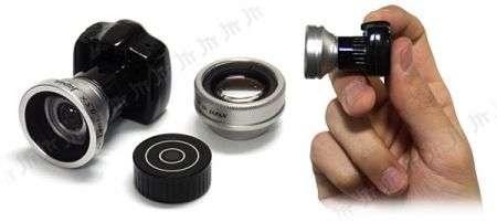 Fotocamere Reflex: la più piccola al mondo, appena 2.5 centimetri!