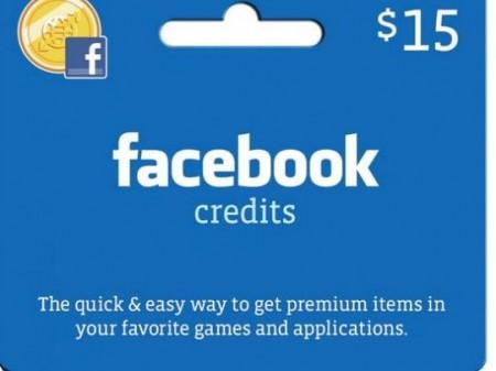 Crediti Facebook saranno moneta ufficiale da luglio 2011