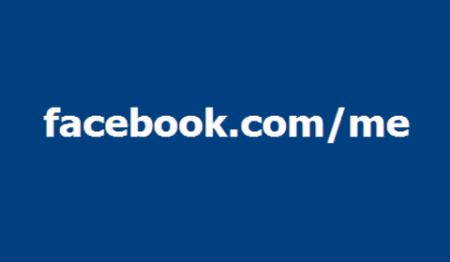 facebook vanity url cambiarla