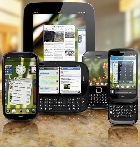 Tablet HP Topaz WebOs ecco la scheda tecnica completa